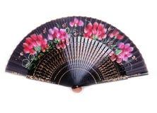китайский вентилятор Стоковая Фотография RF
