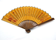 Китайский вентилятор Стоковые Изображения
