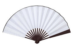 Китайский вентилятор Стоковое Изображение