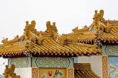 Китайский висок Стоковые Изображения