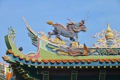 китайский висок Стоковое Изображение RF