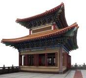 китайский висок Стоковая Фотография RF