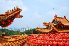 китайский висок Стоковые Фото