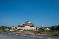 Китайский висок Viharn Sien, Таиланда Стоковые Изображения RF