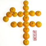 китайский год нового сериала Стоковая Фотография