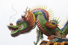 китайский дракон Стоковое фото RF