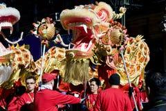 китайский дракон Стоковое Изображение RF