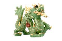 китайский дракон Стоковые Изображения RF