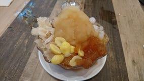 китайский десерт Стоковое Фото