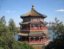 Китайский летний дворец Стоковые Фотографии RF