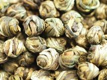 китайский зеленый цвет pearls чай Стоковые Изображения RF