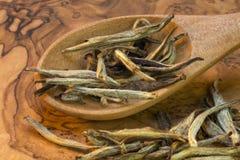 Китайский зеленый чай Стоковое Изображение