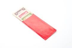 китайский красный цвет габарита Стоковые Фотографии RF