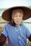 Китайский крестьянин Стоковые Изображения