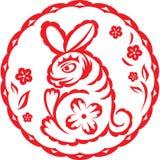 китайский кролик Стоковые Фото