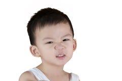 Китайский мальчик Стоковые Фото