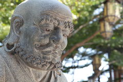 китайский монах Стоковое фото RF