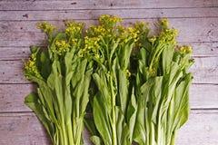 Китайский овощ, сумма Choy Стоковые Фотографии RF