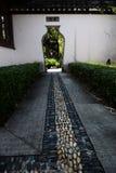 китайский дом Стоковые Фото