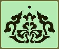 китайский орнамент Стоковая Фотография