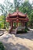 Китайский павильон в Phetchaburi Таиланде Стоковые Изображения