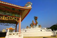 Китайский павильон Стоковое Изображение RF