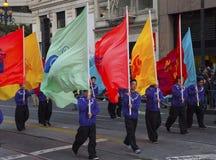 Китайский парад Сан-Франциско 2018 Стоковая Фотография RF