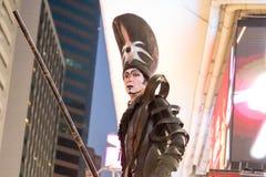 Китайский парад ночи Нового Года Стоковая Фотография RF