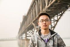 китайский портрет Стоковые Фотографии RF