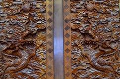 китайский дракон Стоковая Фотография RF