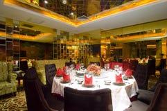 Китайский ресторан Стоковые Изображения