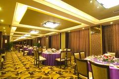 китайский ресторан Стоковая Фотография