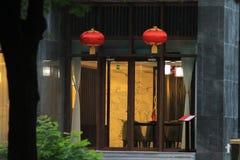 Китайский ресторан Стоковое фото RF