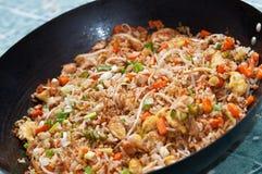 китайский рис Стоковая Фотография RF