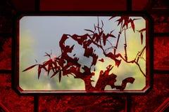 Китайский сад приятельства Стоковое Изображение RF