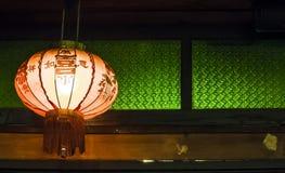 китайский светильник стоковые фотографии rf