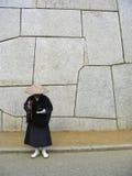 китайский селянин стоковое изображение