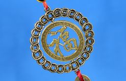 китайский символ Стоковое фото RF