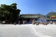 Китайский старый висок матери дракона, висок Longmu Стоковые Фотографии RF