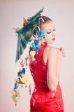 Китайский стиль Стоковая Фотография