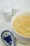 китайский суп акул ребра стоковое изображение rf