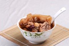 китайский суп Стоковая Фотография RF