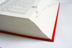 Китайский словарь Стоковое фото RF