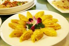 китайский тип десерта Стоковое фото RF
