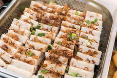 Китайский торт батата Стоковые Фотографии RF