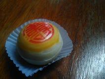 Китайский торт, сладкий в Таиланде стоковое фото