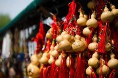 Китайский традиционный Handmade калебас Стоковое фото RF
