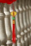 китайский узел стоковая фотография rf