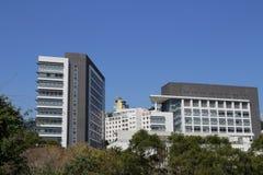 Китайский университет китайца Гонконга CUHK Стоковое фото RF