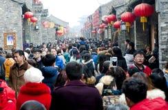 Китайский фестиваль весны 2015 Стоковое фото RF